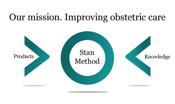 2. Our Mission. Improving obstetric care