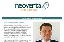 Neoventa Newsletter